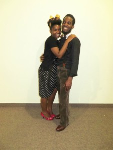 Youth Leader, Bro Teno & his wife Sis Melissa